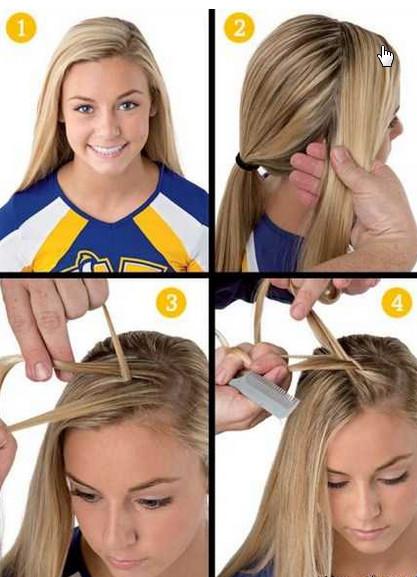 آموزش بافت موهای زیبا