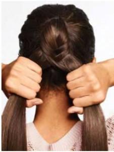 بافت اکستنشن مو