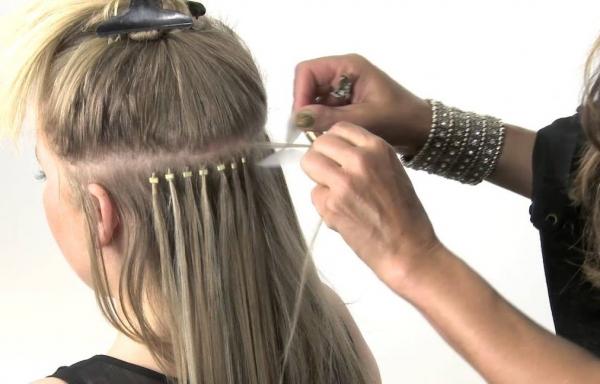 اکستنشن موی لیزری، اکستنشن مو حرفه ای ، متخصص اکستشن مو