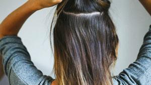 آموزش اضافه کردن مو