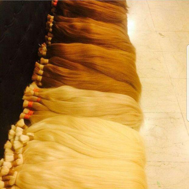 آموزش اکستنشن مو حرفه ای