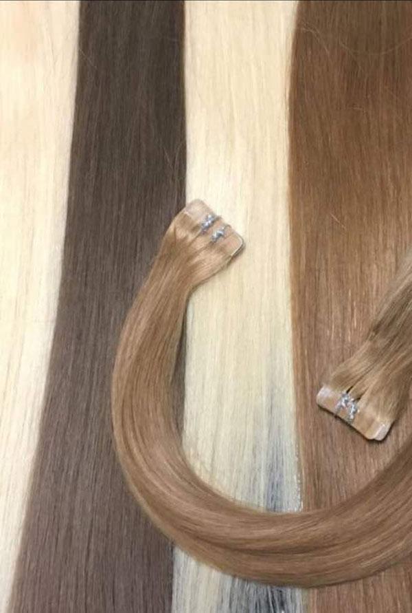 اکستنشن با موی مصنوعی - قیمت اکستنشن با موی مصنوعی - ماندگاری اکستنشن مو