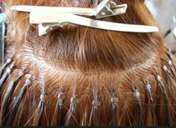 آرایشگاه خوب برای اکستنشن مو در پیروزی