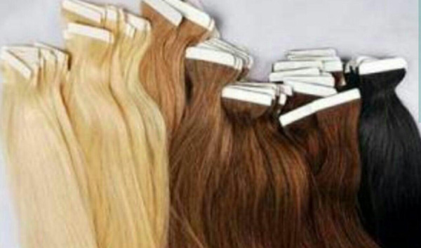 اکستنشن مو طبیعی قابل سشوار و شانه زدن