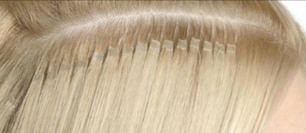 اکستنشن مو طبیعی ، اکستنشن مو با رینگ ، اکستنشن مو حرفه ای در شرق تهران