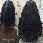 اکستنشن مو حرفه ای در تهران
